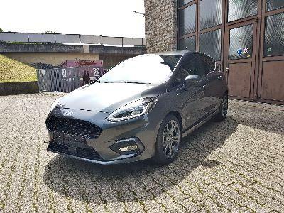 360° Außenansicht Ford Fiesta 5-Türer      ST-Line EB/7J Gar/Navi/Appli/PDC/SHZ/