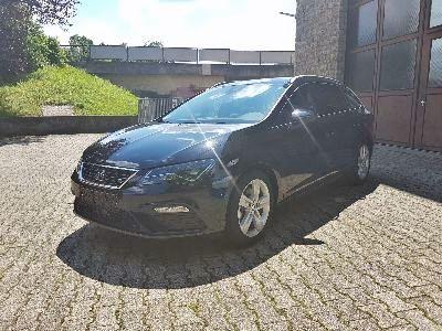 360° Außenansicht SEAT Leon ST FR-Line Kombi      Voll LED/Navi/WP/Kam/SpurAss