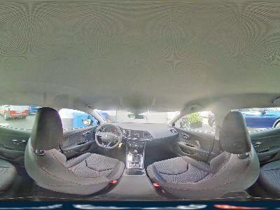 360° Innenansicht SEAT Leon ST FR-Line Kombi      Voll LED/Navi/WP/Kam/SpurAss