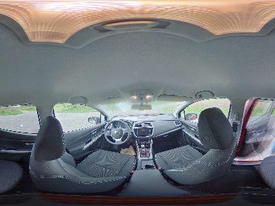 360° Innenansicht Suzuki SX4 S-Cross      Comfort 1.4 BJet 2WD LED LMF SHZ TEMP NAVI Mirror