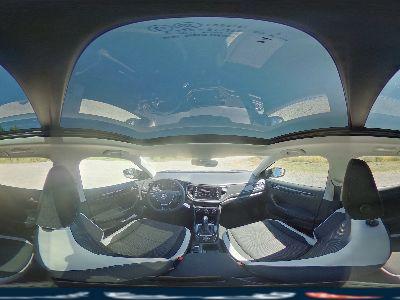 360° Innenansicht Volkswagen T-Roc      2,0 TSI DSG Pano/Nav/WP/ActiveInfo/Kam/18 Zoll