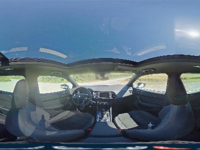 360° Innenansicht SEAT Ateca      2,0 TSI DSG FR Pano/Beats/Navi/Kam/VollLED/Alcan