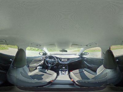 360° Innenansicht Opel Grandland X      1,6 180 Ulti. AT Navi LED 360° SHZ Keyless