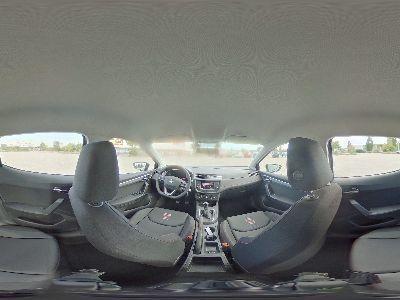 360° Innenansicht SEAT Ibiza      FR TSI/17 ZOLL/LED/FA/NAVI/FULL LINK/DIG Cock