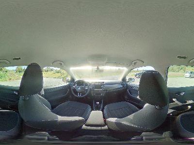 360° Innenansicht Skoda Fabia Combi      Style 1,0 TSI Voll LED/Navi/Kame/Kessy/DAB/Alu