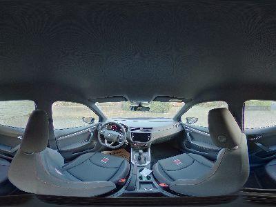 360° Innenansicht SEAT Arona      1,0 TSI DSG FR DiCo/Nav/LED/2xPDC/Apple/WP