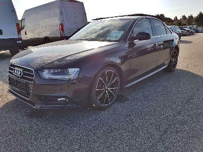 360° Außenansicht Audi A4 Limousine      (B8) 2,0 TDI DPF