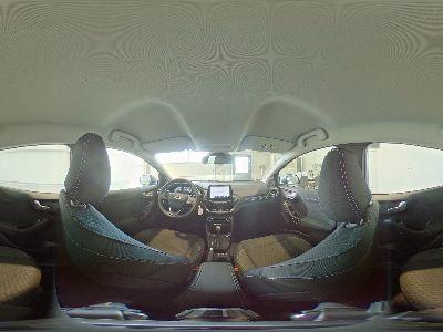 Ford Puma Titanium 1.0 EcoBoost 125 PS Automatik-Navi-AHK-PDC-Klimaauto-SHZ-Tempomat-DAB-Sofort