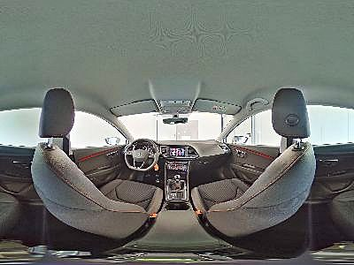 360° Innenansicht