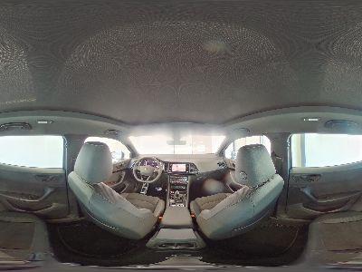 Seat Ateca Cupra WLTP Vollausstattung 2.0 TSI DSG 4Drive 221kW / 300PS