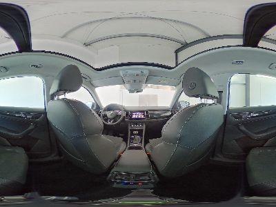 360° Innenansicht Skoda Kodiaq      Style WLTP 2.0 TDI DSG 4x4 140kW / 190PS