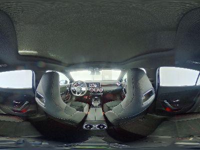 360° Innenansicht Mercedes-Benz A-Klasse      AMG-Line Vollausstattung WLTP 120kW / 163PS