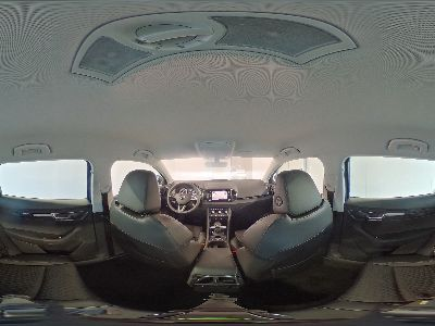 360° Innenansicht Skoda Karoq      Style WLTP 1.5 TSI DSG 110kW / 150PS