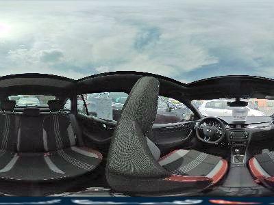 360° Innenansicht Skoda Rapid Spaceback      Monte Carlo SOFORT Winterpaket Kamera PDC Klimaautomatik