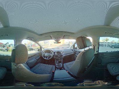 360° Innenansicht Seat Alhambra      Siete Style + Kessy, Winterpaket, Seitenairbags hinten, Fernlichtassist, ..