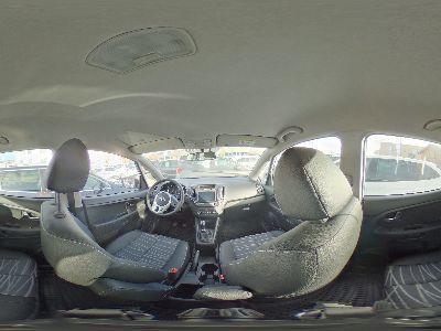 360° Innenansicht Kia Venga      Business NAVI PDC Klimaauto Winterpaket