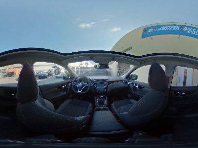Nissan Qashqai N-Connecta 18 Zoll P-Dach Navi Kamera