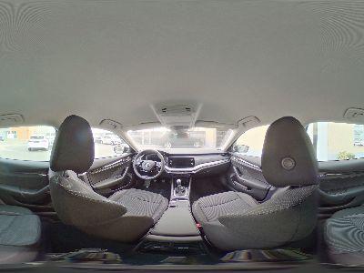 Skoda Octavia Combi Ambition Plus 2021 Sitzheizung Einparkhilfe Kamera Heckklappe elektrisch