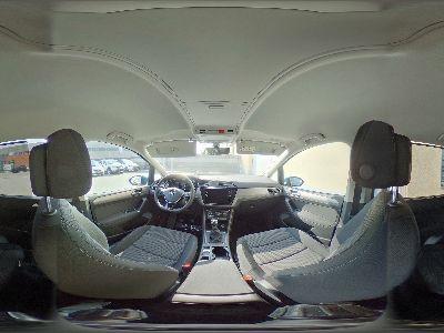 Volkswagen Touran Comfortline Family 7-Sitze NAVI Kamera Seitenairbags hinten