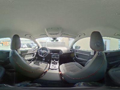 Seat Ateca FR Technology AHK el. Heckklappe Navi PDC Kamera Full LED Park Assist