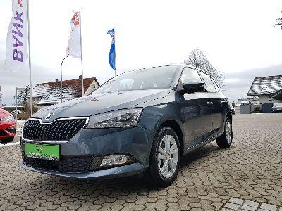 Skoda Fabia Ambition 1,0 TSI 70 kW KAMERA/KLIMA/SITZHEIZUNG/PDC/KAMERA/SMARTLINK