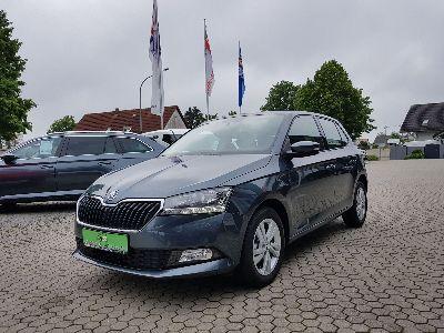 Skoda Fabia Ambition 1,0 TSI 70 kW KAMERA/KLIMA/SITZHEIZUNG/PDC/KAMERA/SMARTLINK-AKTIONSPREIS !