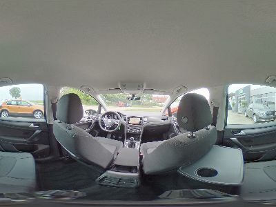 Volkswagen Golf Sportsvan Comfortline BMT/Start-Stopp 1.5 TSI COMFORTLINE- NAVI /ANHÄNGEKUPPLUNG ! LED-KURVENLICHT / 17-ZOLL/ 4-J. GARANTIE