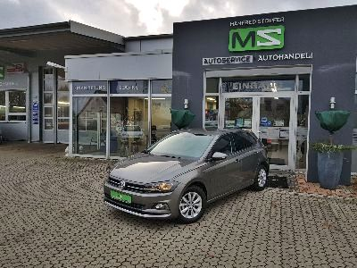 Volkswagen Polo 1,0 TSI Highline OPF (EURO 6d-TEMP) CLIMATRONIC/ACC/ALU/SHZ/PDC V+H/BLUETOOTH/WINTERPAKET
