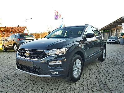 Volkswagen T-Roc Style 1,0 TSI 85 kW - -CLIMATRONIC-PDC VO + HI WINTERPAKET-ACC-AppConnect-Composition Media