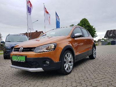 Volkswagen Polo Cross BMT/ Klimaautomatik/Sportsitze/ Multilenkrad/ Winter-Paket/PDC/Alufelgen 17-Zoll/Compostion Media