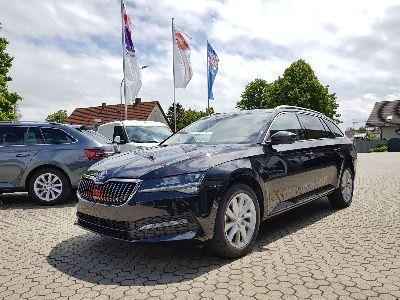 Skoda Superb Combi Ambition 1.5 TSI 110 kW ACT DSG 7-GANG-LED MATRIX-ELEKTR.HECKKLAPPE-SITZHEIZUNG VORNE+HINTEN-ALUFELGEN