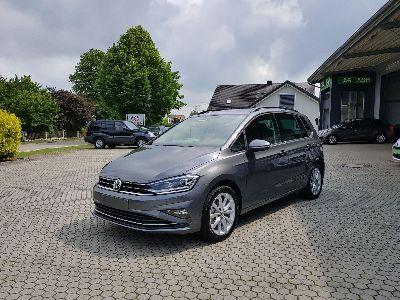 "Volkswagen Golf Sportsvan Comfortline 1,5 Ltr. - 96 kW 16V TSI ACT-NAVIGATION-LED-ACC-ALU 17""-CD-LICHT+SICHT PAKET ! AKTIONSPREIS"