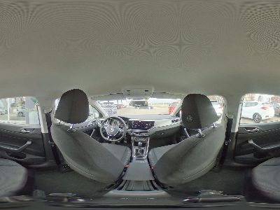 Volkswagen Polo Comfortline 1.0 TSI OPF-KLIMA-ALUFELGEN-MULTILENKRAD-BLUETOOTH-COMPOSITION MEDIA-MIRROR LINK