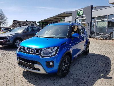 "Suzuki Ignis Comfort 1.2 Hybrid -Klimaanlage-Kamera-Navigationssystem-ZV-Elektr.Fensterheber-Bluetooth-Berganfahrhilfe > Modell ""2021""!"