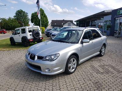 Subaru Impreza 2.0R Active Automatik KLIMAAUTOMATIK-AHK abnehmbar-ZV MIT FERNBEDIENUNG-LEDERLENKRAD-METALLIC