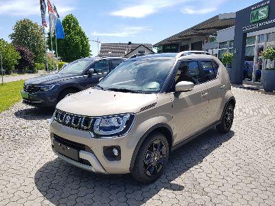 """Suzuki Ignis 1.2 Comfort+ AllGrip Hybrid -Anhängerkupplung !-Klimaanlage-Kamera-Navigationssystem-Vorbereitung-Sitzheizung-ZV-Elektr.Fensterheber-Bluetooth-Berganfahrhilfe > Modell """"2021""""!"""