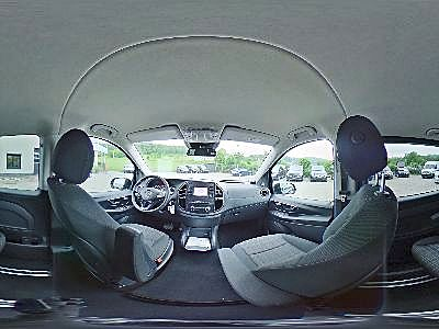 Mercedes-Benz Vito 114 d BlueEfficiency Edition Lang 8-Sitzer Reling Navigation Aktiver Parkassistent Collision Totwinkel Fahrassistent