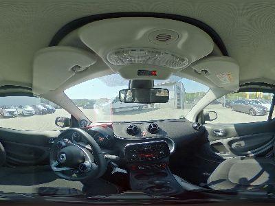 Smart Fortwo Cabrio Twinamic Automatik Cool & Audio LED Sensor-Paket Tridion GRAPHIT MATT Komfort-Paket Sitzheizung