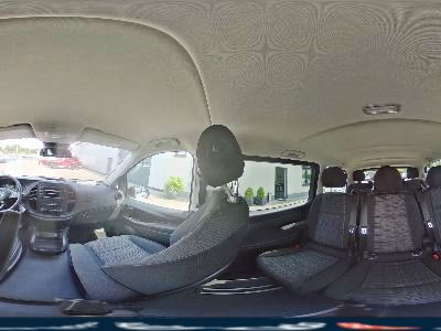 Mercedes-Benz Vito 114 CDi Blue Efficiency Tourer Pro Edition Navigation Rückfahrkamera 7G-Tronic Plus Automatik Anhängerkupplung 2.500 Kg. 8-Sitzer