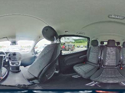 Mercedes-Benz Vito 114 d BlueTec BlueEfficiency Lang Tourer Pro EDITION Dachreling Navigation Aktiver Park-Assistent Rückfahrkamera COLLISION PREVENTION ASSIST Komfortsitze 2x Schiebetüren Sitzschienensystem 8-Sitzer