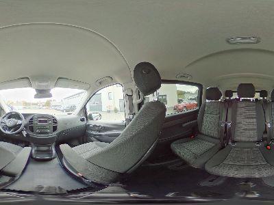 Mercedes-Benz Vito 116 d BlueTec BlueEfficiency Tourer Pro EDITION Lang 8-Sitze Komfort Aktiver Parkassistent Anhängerkupplung