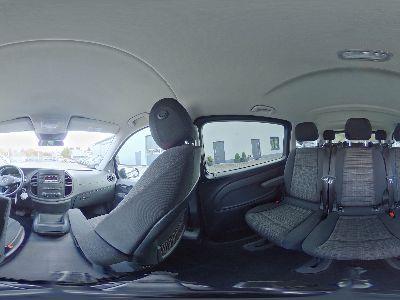 Mercedes-Benz Vito 114 d BlueTEC Blue Efficiency Tourer Pro Edition Lang LED Intelligent Light System Navigation Dachreling Aktiver Park-Assistent 8-Sitzer Komfort