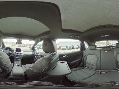 Mercedes-Benz B-Klasse B 200 d Urban 7g-DCT Automatik Business-Paket Panorama-Schiebedach LED High Performance Spur Totwinkel Paket Memory Rückfahrkamera Aktiver Park-Assistent Fernlicht Brems-Assistent Media Display