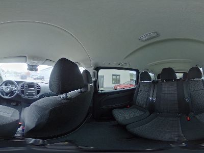 Mercedes-Benz Vito 114 d BlueTEC BlueEFFICIENCY Tourer Pro Lang 9-Sitzer 2x Klimaanlage Anhängerkupplung Aktiver Park-Assistent Navigation