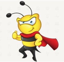 Wer mit WordPress arbeitet, sollte auf diese Biene nicht verzichten