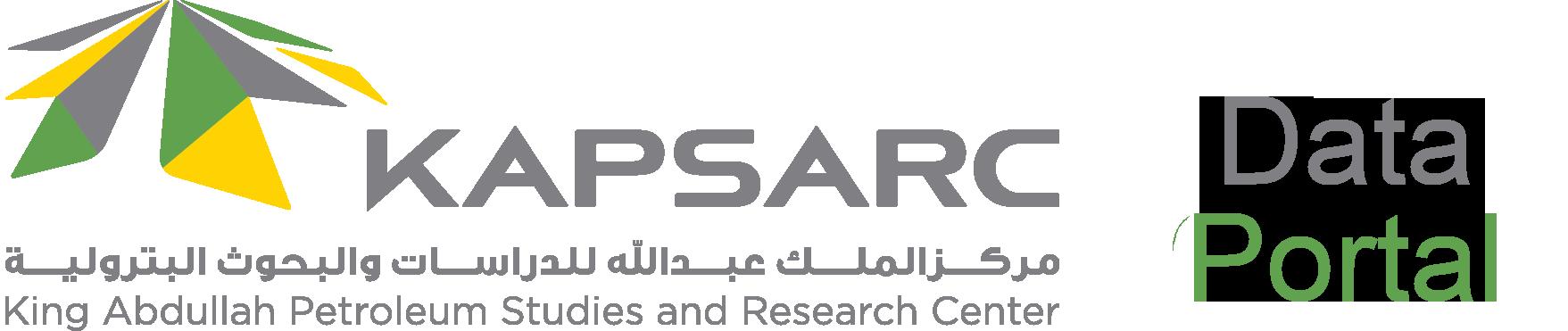 KAPSARC Data Portal