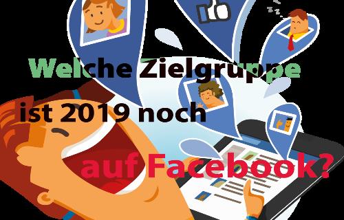 welche zielgruppe 2019 auf facebook