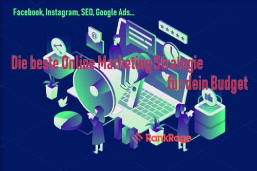 Die beste Online Marketing Strategie für dein Budget featured Image