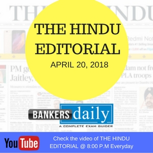 The Hindu Editorial November 24 2018