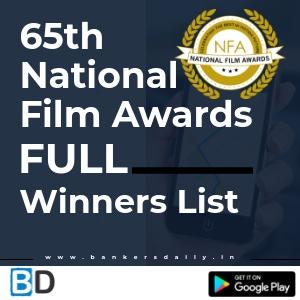 65th National Film Awards 2018: The full list of winners -